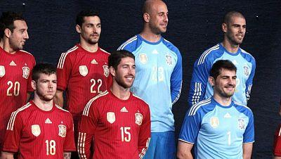 España prepara sus próximos amistosos