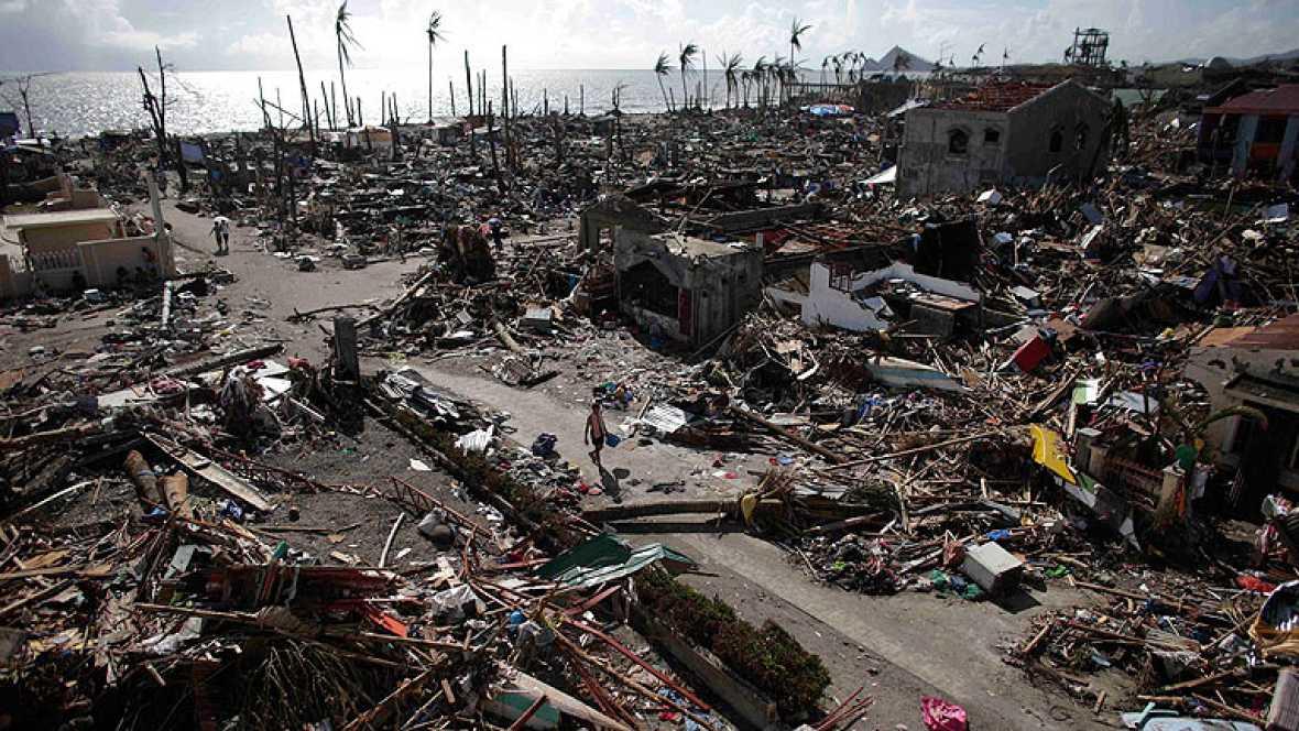 33 médicos españoles llegarán a Filipinas para ayudar a las víctimas del tifón Haiyan