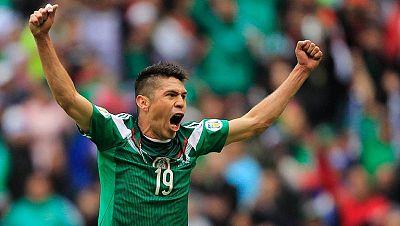 México endosa un 5-1 a Nueva Zelanda y se acerca a Brasil