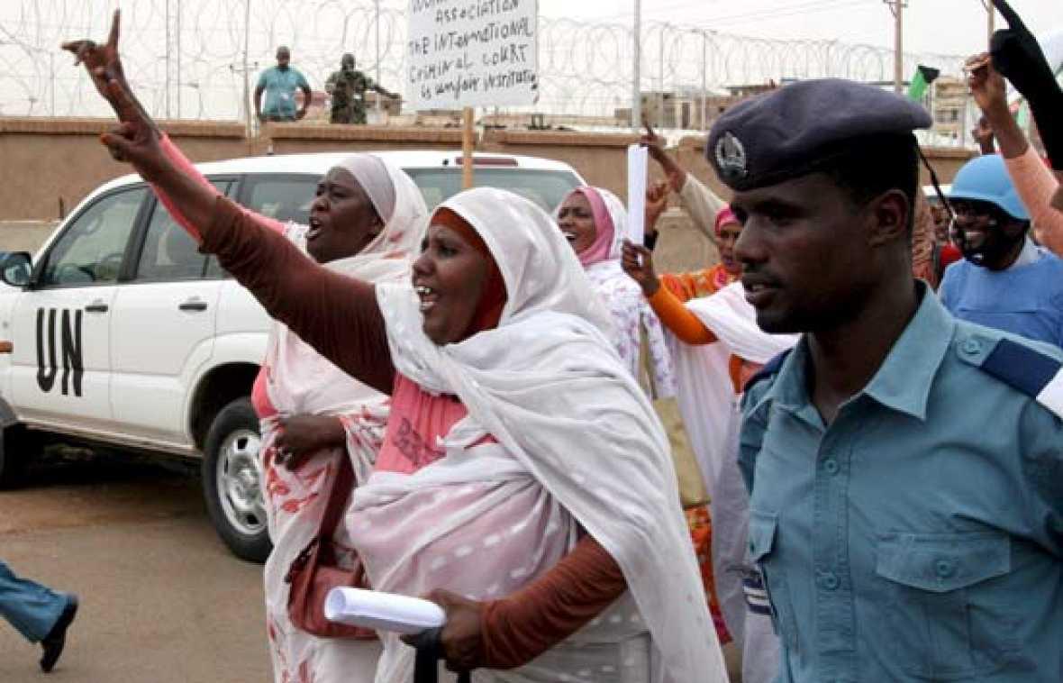 Orden de prisión para el Presidente de Sudán