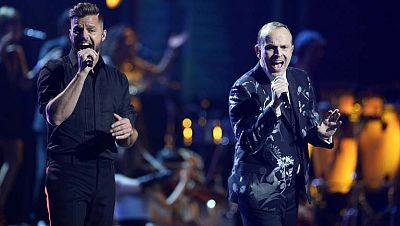 """Miguel Bosé recibe el Grammy """"Persona del año"""", reconocimiento de la Academia Latina de Grabación"""