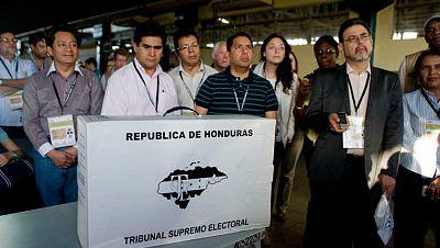 Honduras elige nuevo presidente
