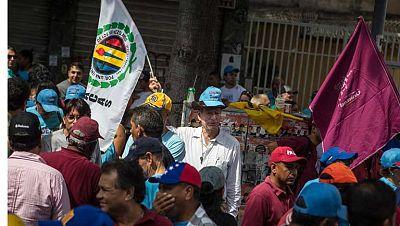 La oposición de Venezuela convoca protestas en todo el país