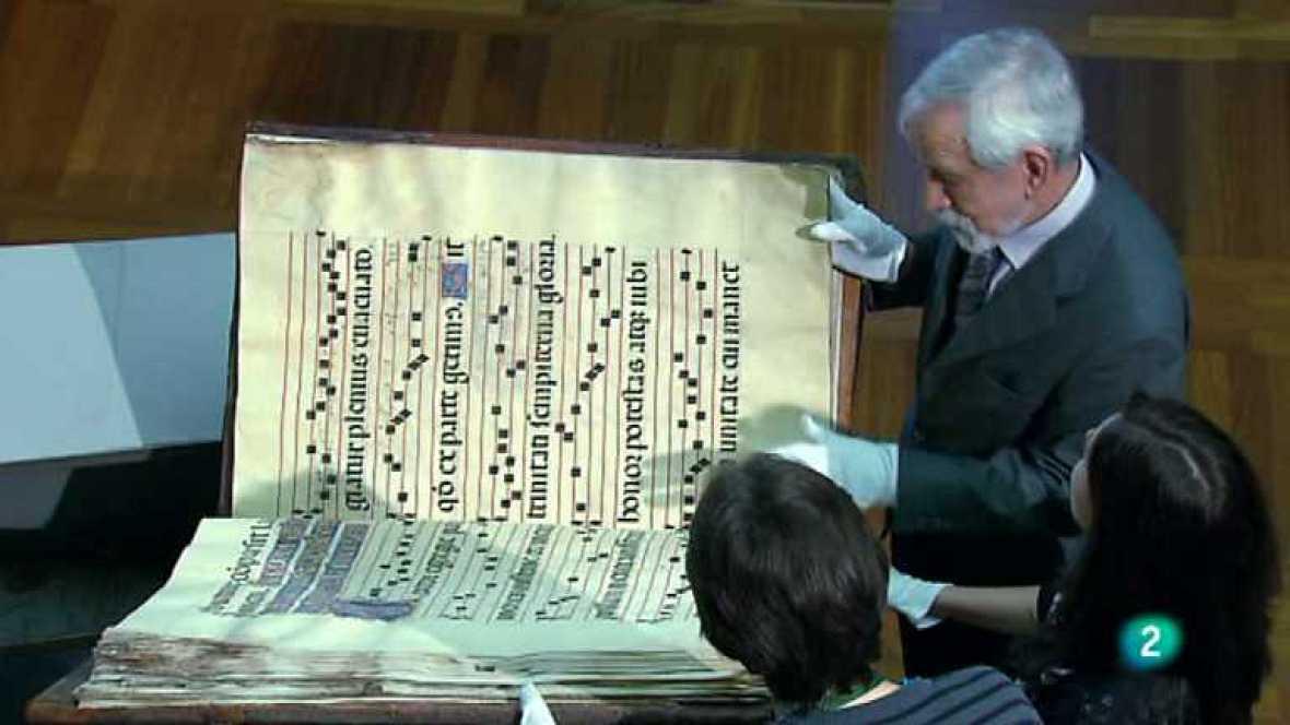 Los oficios de la cultura - Maestro de música antigua - ver ahora