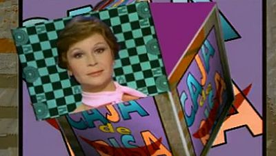 Lina Morgan en 'Caja de risa' (1992)