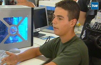 Informe Semanal visita la Campus (2003)