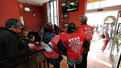 El PP aprueba en solitario la ley que liquida y extingue la radiotelevisión pública valenciana