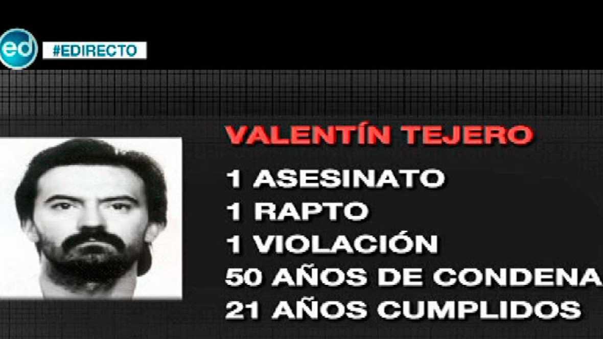 España Directo- El asesino de Olga Sangrador, ya en la calle, no está rehabilitado