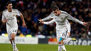 El Madrid sella el primer puesto ante el Galatasaray