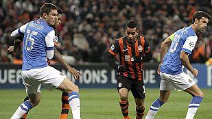 La Real Sociedad se despide de Europa tras caer en Donetsk