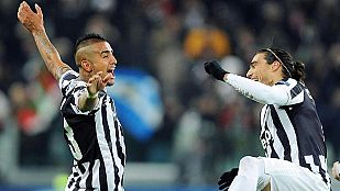 La Juventus toma aire ante al Copenhague