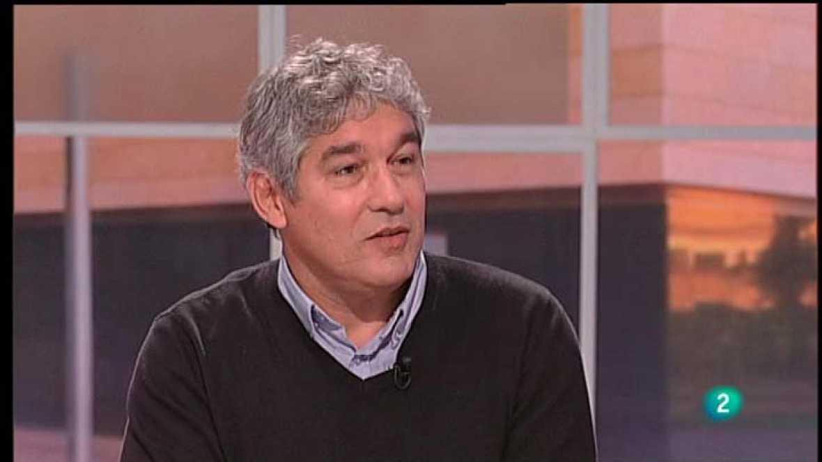 Para Todos La 2 - Entrevista: Román Pérez Burín, miedos infantiles.