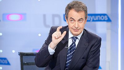 """Zapatero: """"Hago públicas ahora las cartas con Trichet porque ya no generan ningún problema"""""""