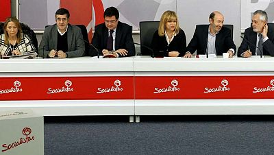 El PSOE fijará el calendario de primarias