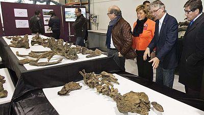 El dinosaurio acorazado más antiguo de Europa