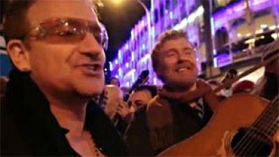 Muchos de los músicos más reverenciados hoy se patearon antes las calles  ayer