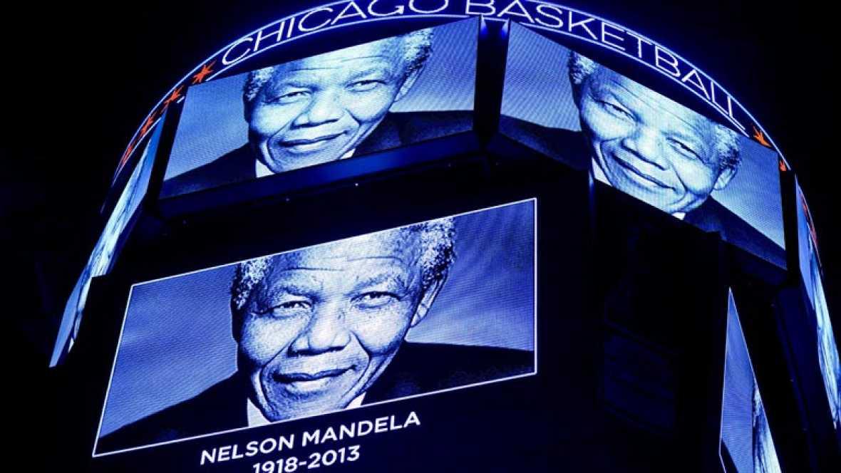 El deporte llora a Mandela