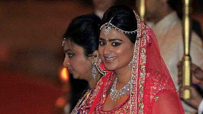 """La ostentación india llega a Barcelona con la boda de la sobrina del """"Rey del acero"""""""
