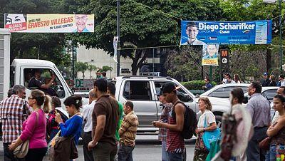Venezuela se prepara para unas elecciones municipales que servirán de termómetro al Gobierno