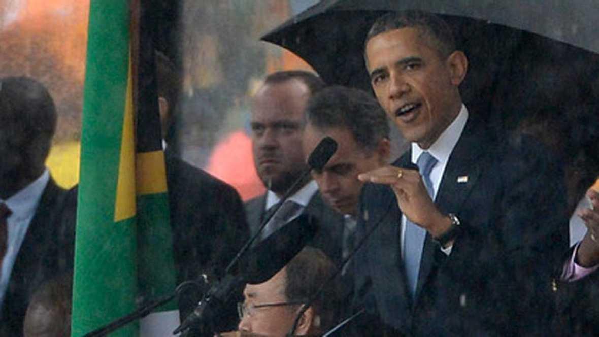 """Obama:  """"No solo liberó a los presos sino también a los carceleros""""."""