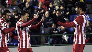 El Atlético logra una nueva victoria y deja al Oporto fuera de octavos