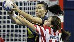Las 'guerreras' del balonmano se ensañan con Paraguay