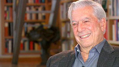 """Mario Vargas Llosa: """"La literatura permite vivir experiencias que si no nunca se podrían tener"""""""