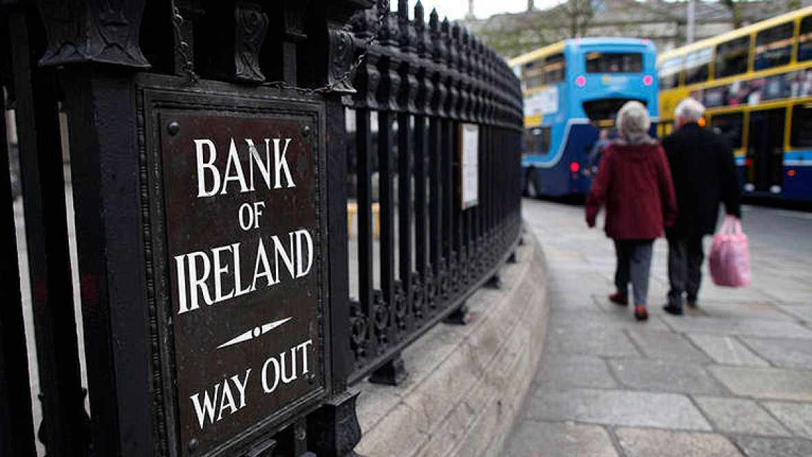 Irlanda concluye su programa de rescate