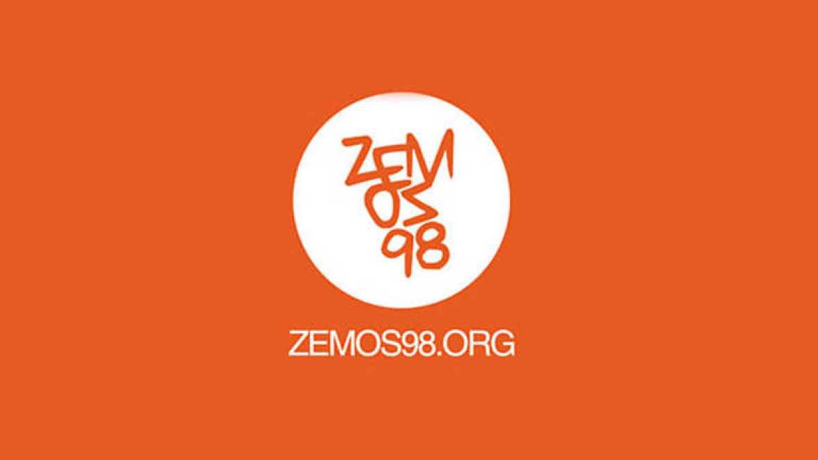 Metrópolis - Carta Blanca a ZEMOS98 - ver ahora
