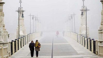 Calamocha continúa siendo el municipio con la temperatura mínima más extrema del país