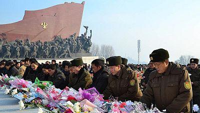 Corea del Norte conmemora la muerte de Kim Jong il tras las purgas en el régimen