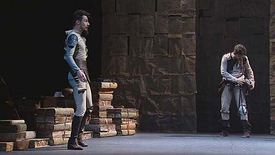 La compañía de humor Ron La Lá  interpreta Don Quijote de la Mancha