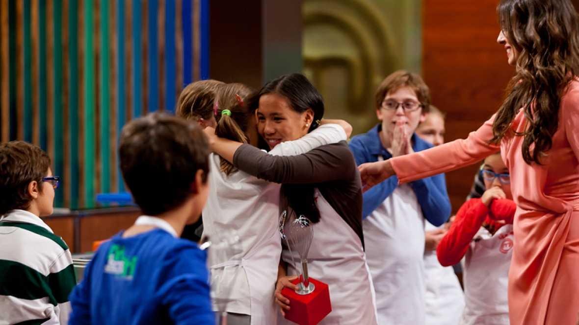MasterChef Junior - Alba, Dani, Jacobo y María abandonan MasterChef Junior