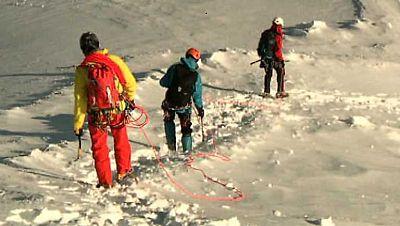 Al filo de lo imposible - Alpinismo a los 80 (Anglada y Pons) - ver ahora