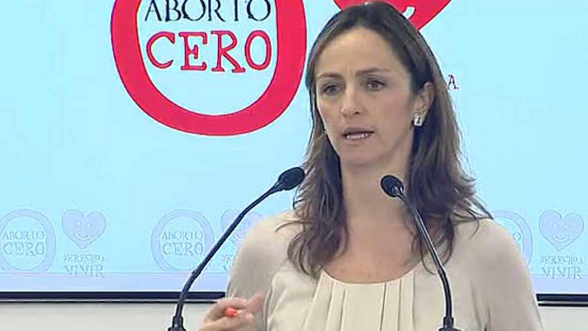 Continúa el enfrentamiento entre el PP y PSOE por la reforma del aborto