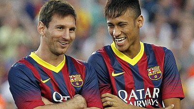 El diario francés L'Equipe ha contado para su selección de mejores jugadores del año con Leo Messi, que se quedó fuera del once de la Gazzeta dello Sport italiana.