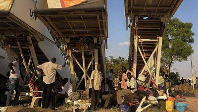 Los primeros refuerzos de la ONU llegan a la capital de Sudán del Sur