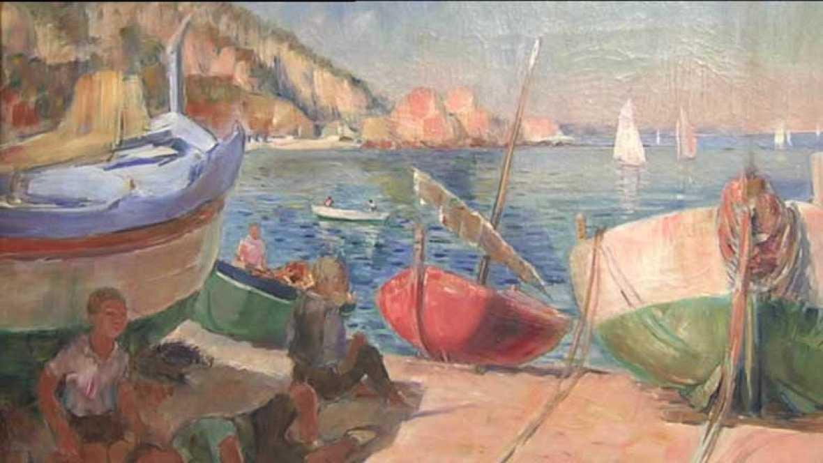 Tossa de Mar: refugio de artístas europeos al filo de la Segunda Guerra Mundial