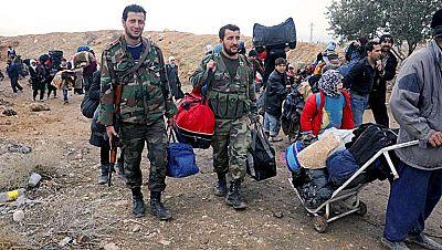 Afganistán, Siria y las guerras en estados débiles de África marcarán la agenda internacional en 2014