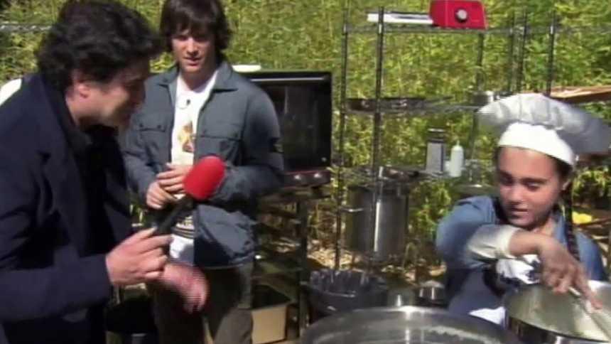 MasterChef Junior - Duelo entre Pepe y Jordi en Faunia