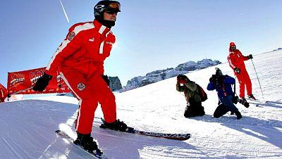 El fiscal que dirige las pesquisas, Patrick Quincy, reconoció que las pistas de Méribel por las que Schumacher esquiaba junto miembros de su familia y amigos estaban balizadas de acuerdo con las reglas en vigor y en que el vídeo no muestra que salier