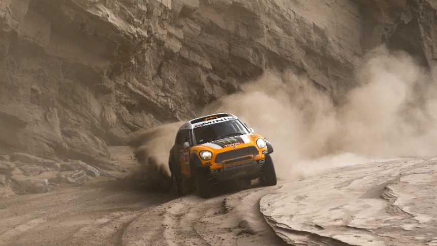 Dakar 2014 - Resumen 5ª etapa