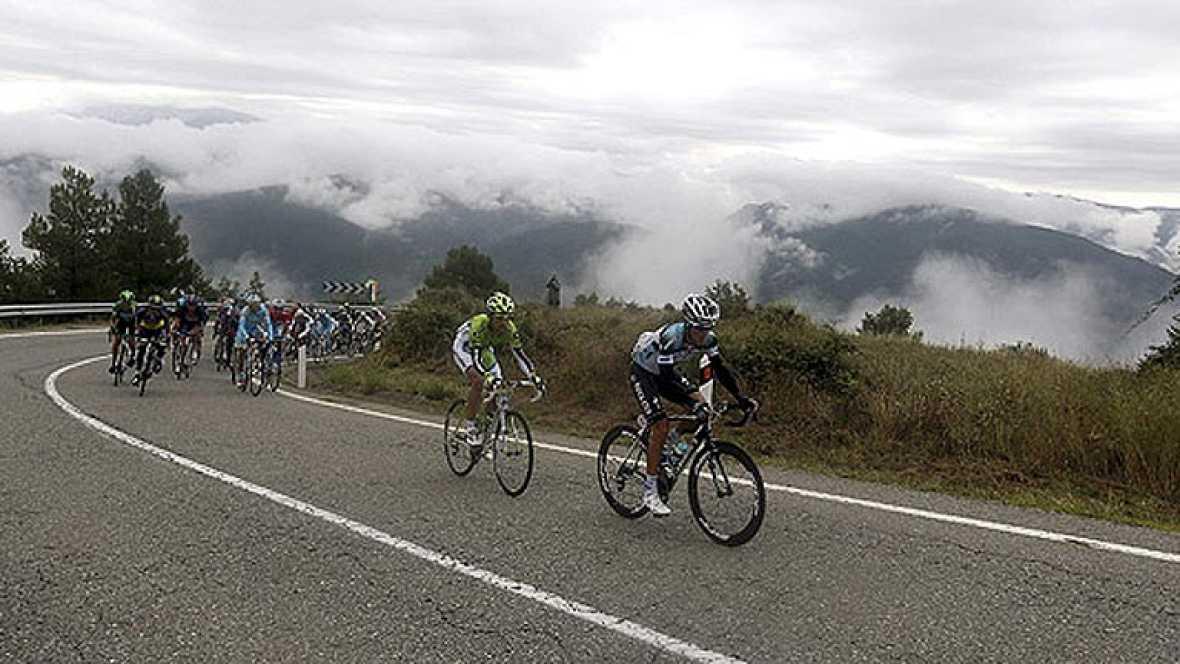 El recorrido de la Vuelta a España 2014