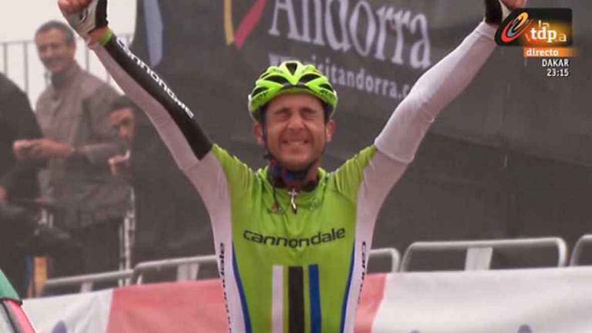 Ciclismo - Presentación Vuelta a España 2014. Desde Cádiz - ver ahora