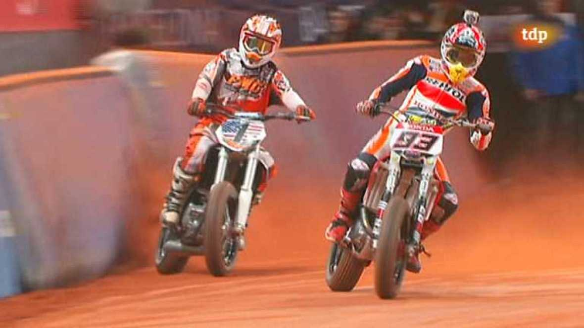 Motociclismo - Superprestigio Dirt Track: Superfinal y podiums: Superfinal y podiums - Ver ahora