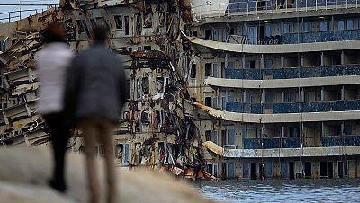 Se cumplen dos años del naufragio del Costa Concordia