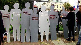 Documentos TV - Rusia, tribunales a la carta - Avance