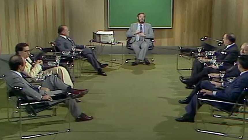 La clave - Elecciones de 1982