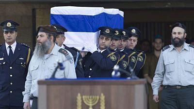 Israel celebra los funerales de Estado por Ariel Sharon