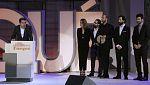 """""""La herida"""" fue la gran triunfadora en los premios Forqué"""